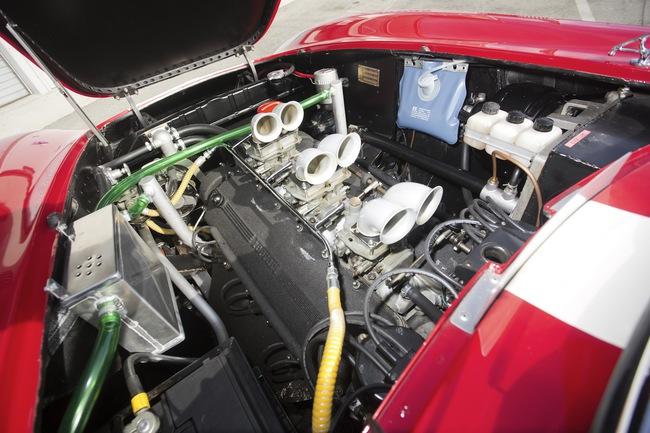 Ferrari 275 Berlinetta Competizione Gran Turismo Scaglietti 1966 motor 02