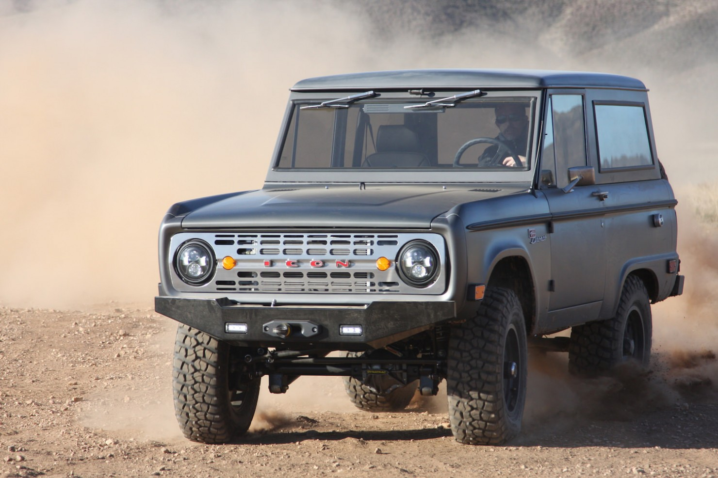 Ford Bronco Icon 8