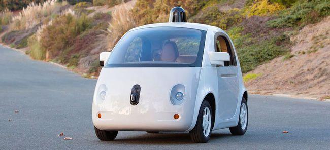 Google car definitivo 2014