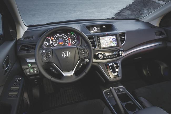 Honda CR-V 2015 interior 01