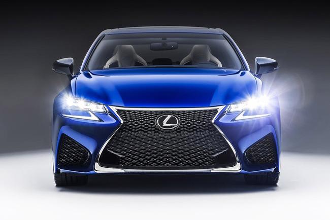 Lexus GS F 2016 15