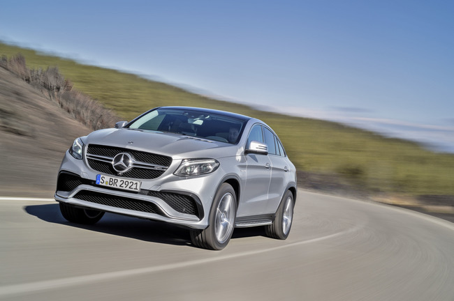 Mercedes AMG GLE 63 Coupe 2016 03