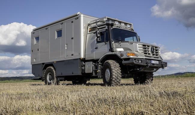 Zetros – Reisemobil – Caravan-Salon 2014
