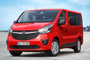 Opel Vivaro Combi 2014