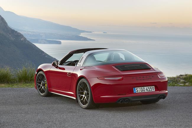 Porsche 911 Targa 4 GTS 2015 05