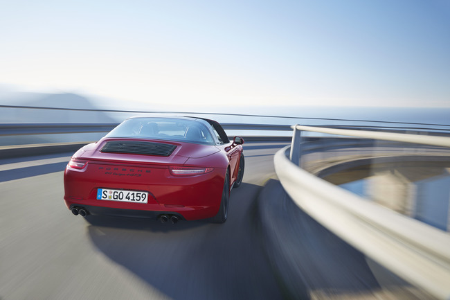 Porsche 911 Targa 4 GTS 2015 06