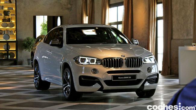 Prueba BMW X6 2015 1
