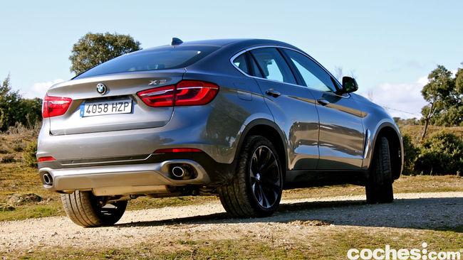 Prueba BMW X6 2015 11