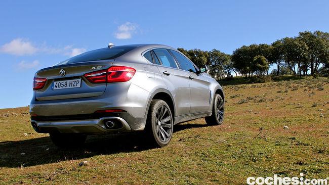 Prueba BMW X6 2015 20
