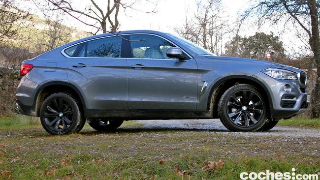 Prueba BMW X6 2015 25