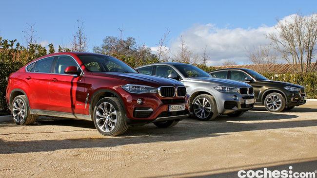 Prueba BMW X6 2015 26