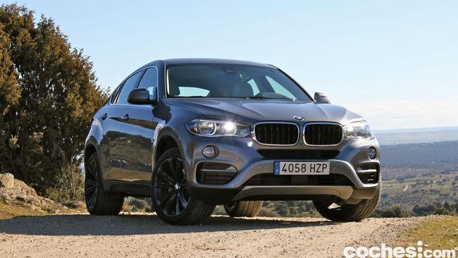Prueba BMW X6 2015 6
