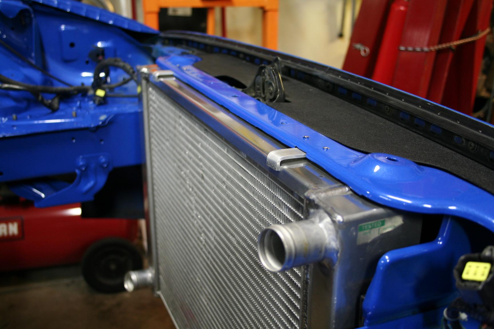 Radiador Mazda MX-5