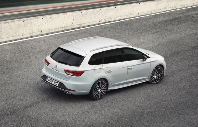 SEAT Leon Cupra ST 2015 (6)