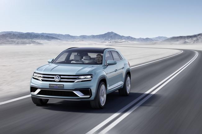 Volkswagen Cross Coupe GTE Concept 2015 07