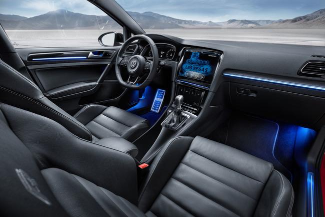 Vollswagen Golf R Touch Concept 2015 06