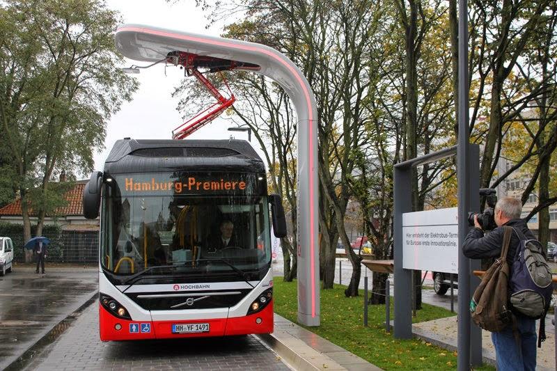 Volvo Hybrid bus wireless (1)