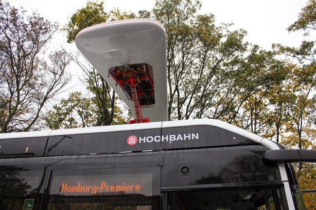 Volvo Hybrid bus wireless (2)