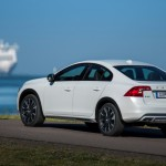 Volvo S60 Cross Country - model year 2016, exterior