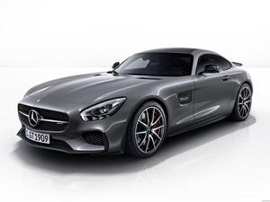 Mercedes AMG GT Edition 1 2015