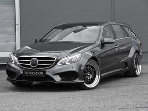 Binz Mercedes Clase E Emperador S212 2013