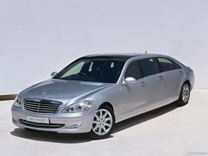 Binz Mercedes Clase S Luxury Limousne W221 2014