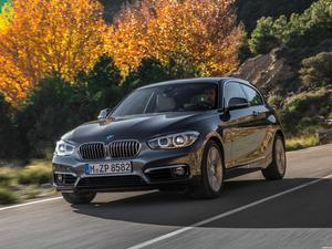 BMW Serie 1 120d Urban Line 3 puertas F21 2015