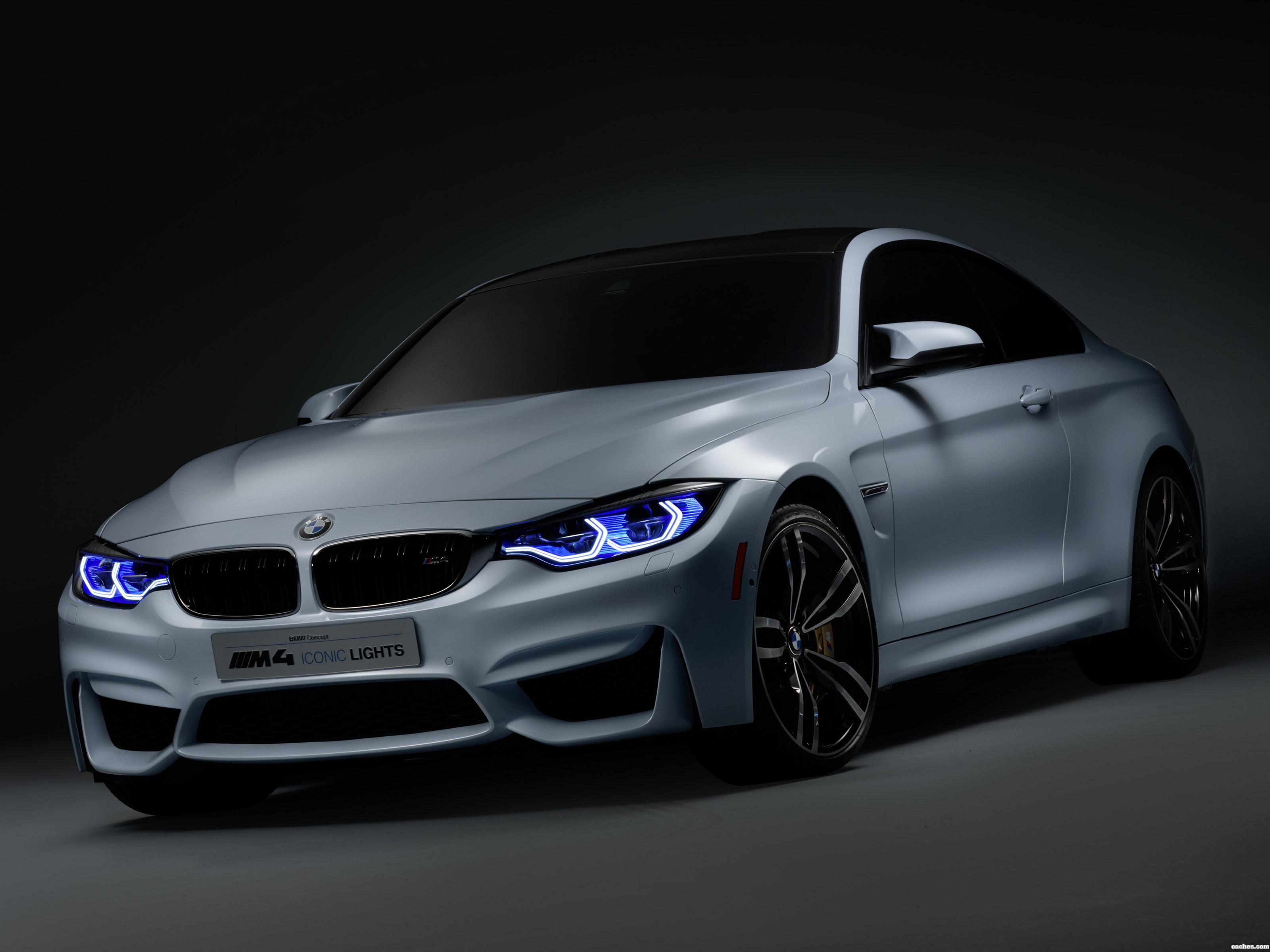 Fotos De BMW Serie 4 Concept M4 Iconic Lights F82 2015