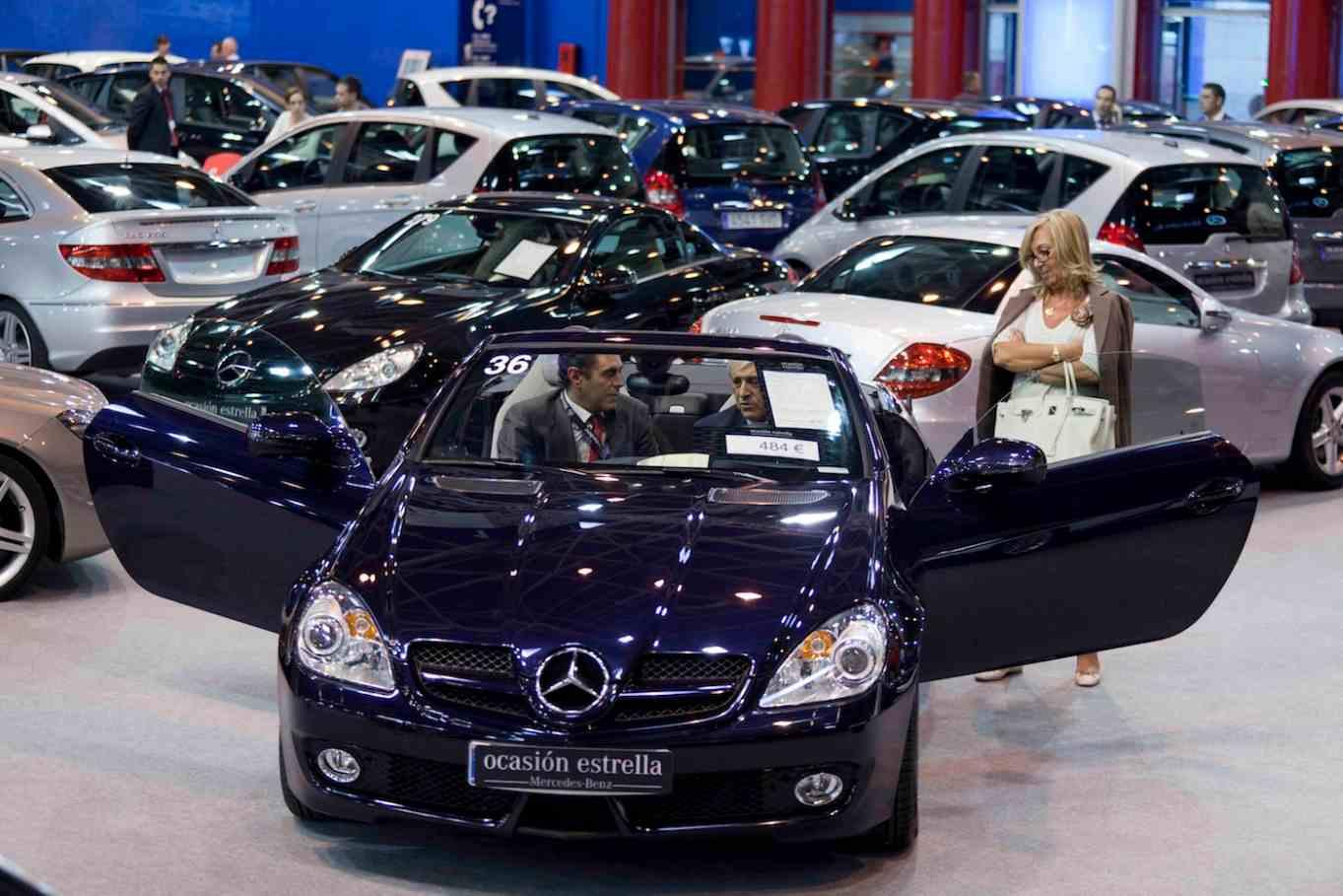 C mo se prev que sean las ventas de coches en 2015 - Segunda mano plazas de garaje ...