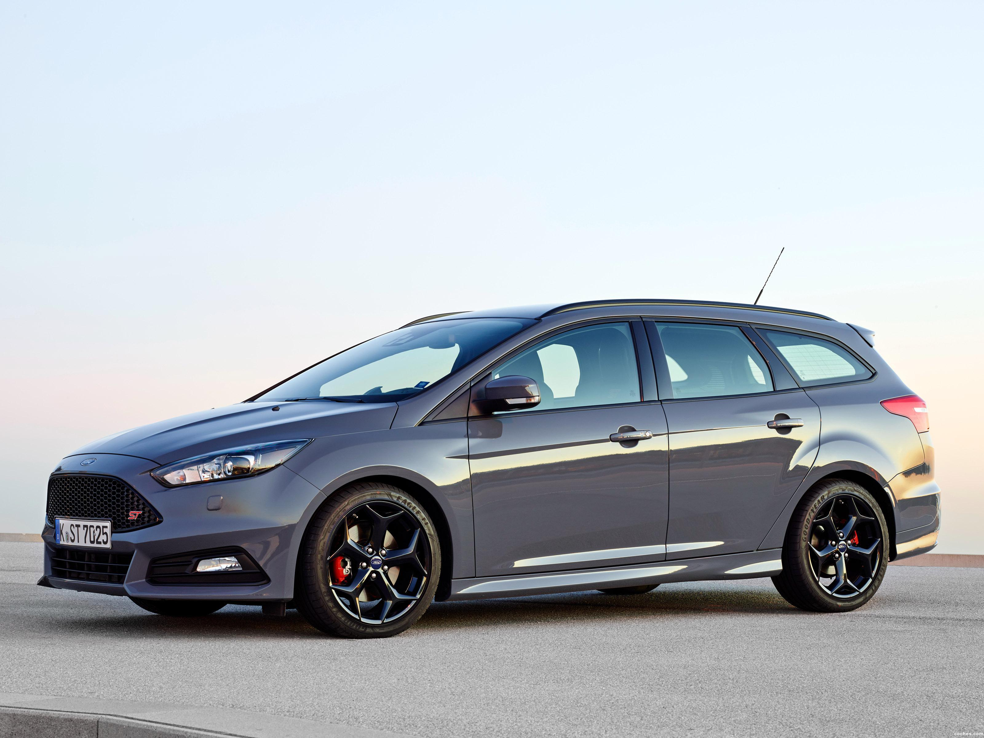 Fotos De Ford Focus St Turnier 2014