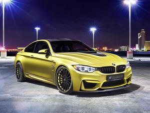 Hamann BMW Serie 4 M4 F82 2014