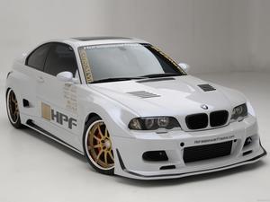 HPF BMW Serie 3 M3 Turbo Stage 4 E46 2009