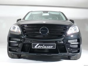 Lorinser Mercedes Clase ML W166 2012