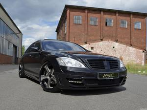 Mec Design Mercedes Clase S S500 W221 2014