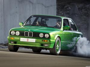 Rimac BMW e-M3 E30 2012
