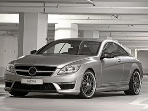 Vath Mercedes Clase CL CL65 AMG C216 2011