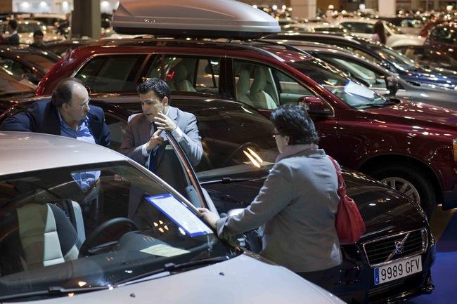 venta coches segunda mano 2014