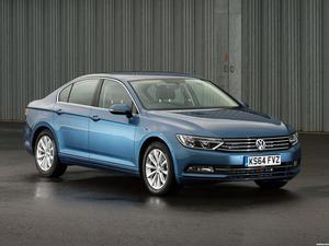 Volkswagen Passat SE UK 2015