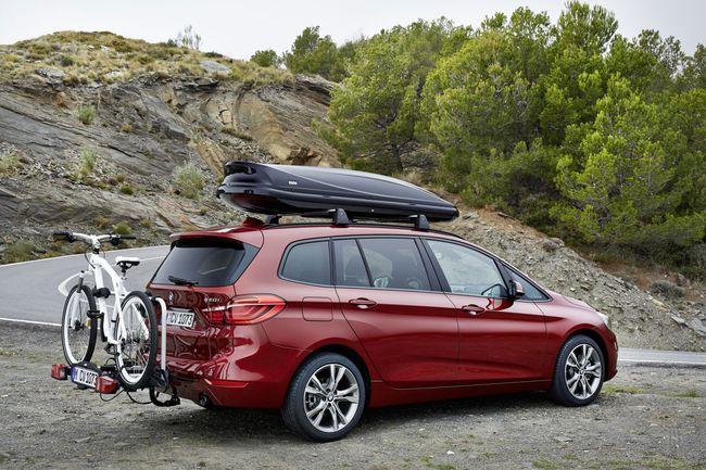 BMW Serie 2 Gran Tourer 2015 27