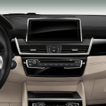 BMW Serie 2 Gran Tourer 2015 interior  04