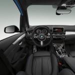 BMW Serie 2 Gran Tourer 2015 interior  08