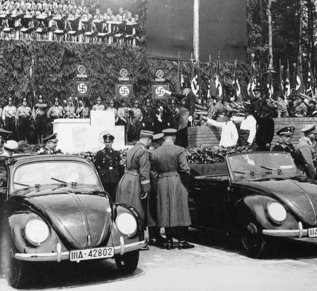 Beetle nazismo