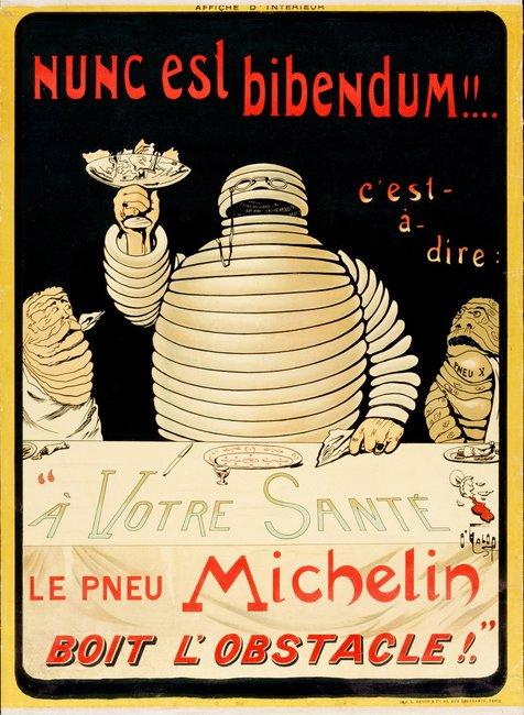 Bibenbum Michelin 1898