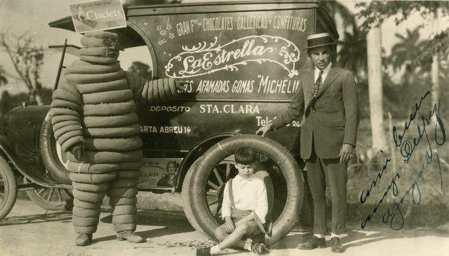 Bibenbum Michelin 1926