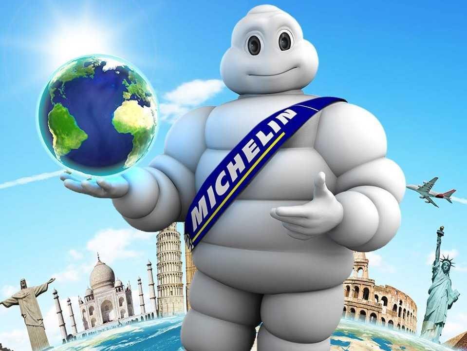 Bibenbum Michelin 2014