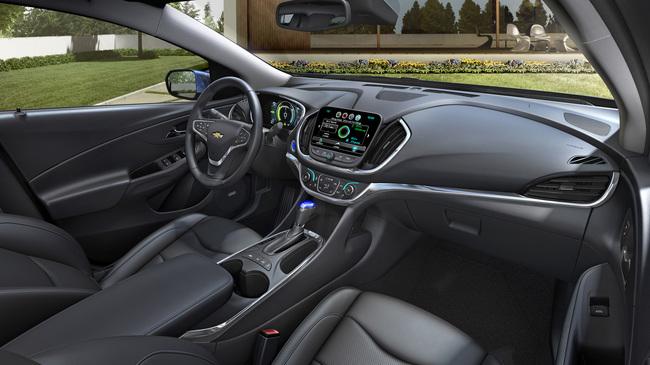 Chevrolet Volt 2016 interior 01