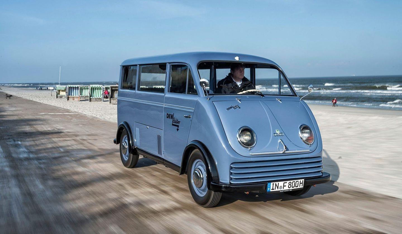 DKW Schnellaster Kastenwagen
