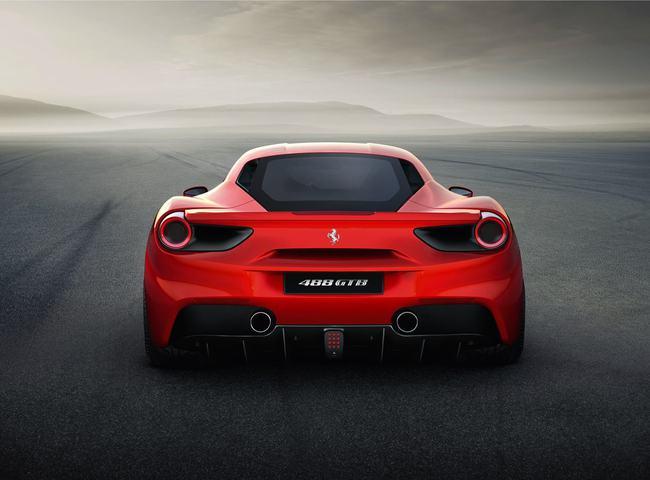 Ferrari 488 GTB 2015 07