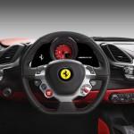 Ferrari 488 GTB 2015 interior 02