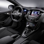Ford Focus RS 2015 interior 01